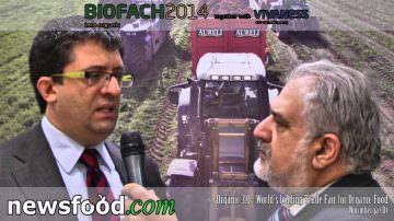 Biofach 2014: Azienda Agricola Aureli di Ortucchio AQ
