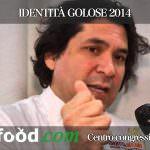 Chef Gastón Acurio: Quinoa e Cucina del Perù a Identità Golose 2014