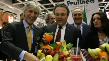 Allo Stand Italy, grande  successo del  Fruits and Veg Experience