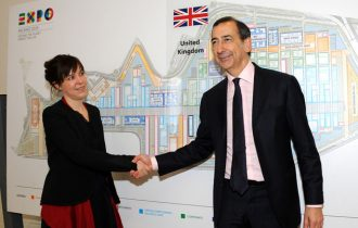 """Grown in Britain, Shared Globally"": Il Regno Unito a Expo Milano 2015"