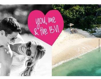 Innamorarsi delle Isole Vergini Britanniche a San Valentino!
