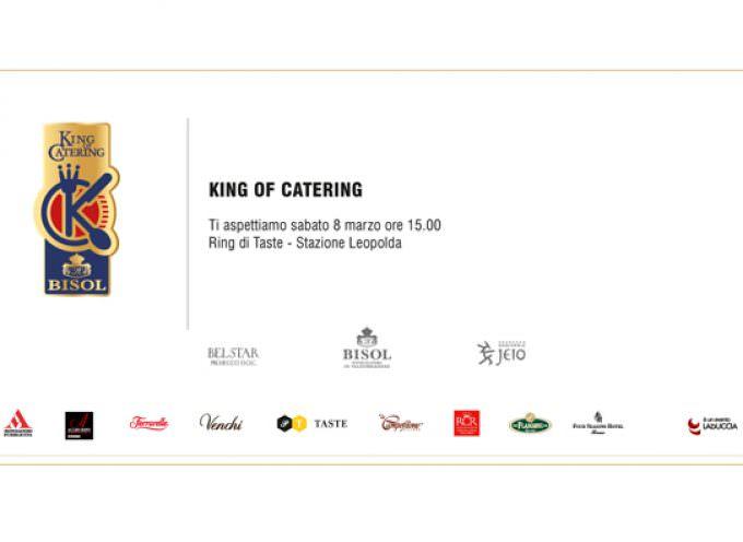 Firenze: King of Catering, il salone dedicato alle eccellenze del gusto e del food lifestyle
