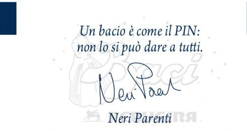 "Neri Parenti, ""Autografi d'Amore"""
