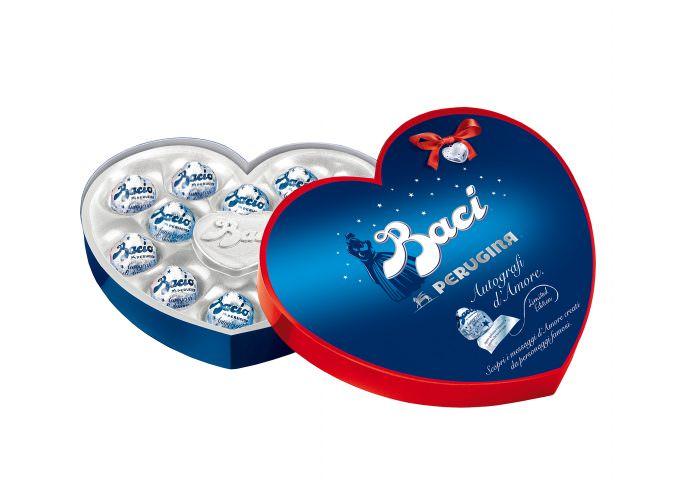 """A San Valentino Baci Perugina e gli """"Autografi d'amore"""": Messaggi di un amore romantico e dolce che fa bene al cuore"""