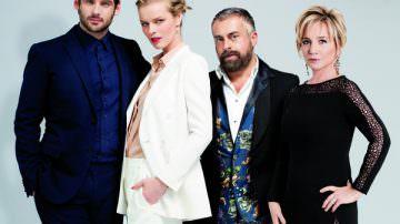 Parte Project Runway Italia: Tomaso Trussardi, Eva Herzigova, Ildo Damiano e Alberta Ferretti giudici del talent show sulla moda più famoso al mondo