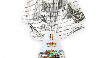 Eurochocolate e Gardaland presentano l'uovo più esclusivo della Pasqua 2014