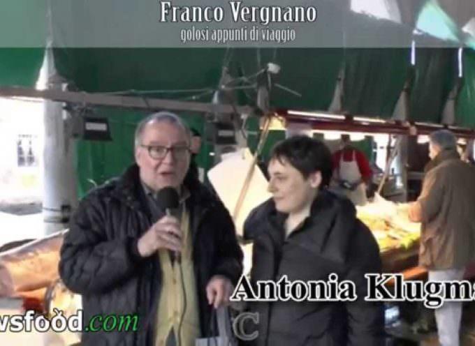Antonia Klugman, chef del ristorante Venissa: pesce fresco e di qualità