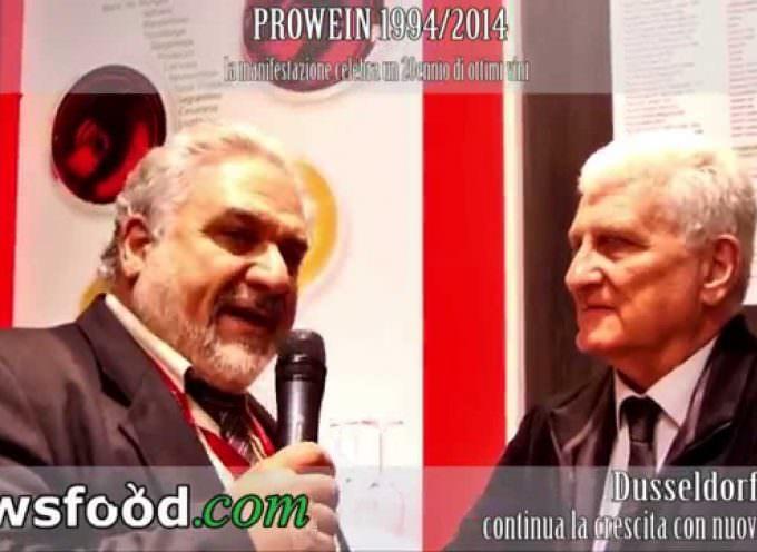 Prowein 2014, Fabio Casciotti, Direttore ITA (ex ICE): i dati del Vino   Dusseldorf, 24 marzo 2014