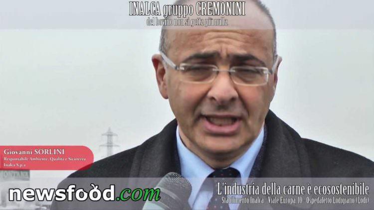 Giovanni Sorlini, Responsabile Ambiente Qualità e Sicurezza INALCA – Gruppo Cremonini