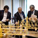 UniSalento Ingegneria: Granoro e Spaghetti Bridge competition con gli studenti
