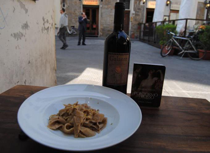 A tavola con Pontormo