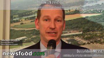 Prowein 2014: Intervista a Michael Degen e previsioni mondo del vino dei prossimi 20 anni