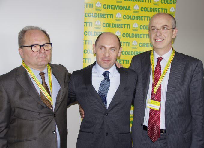 Paolo Voltini è il nuovo Presidente della Coldiretti di Cremona