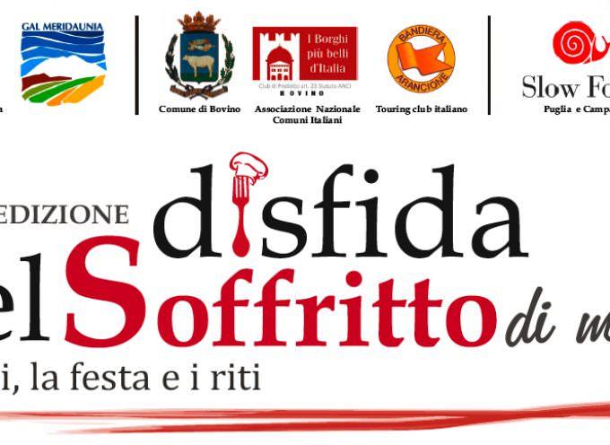 Puglia – Il meglio di Orsara nella Disfida di Bovino: vino, pane, dolci, conserve, salumi …e marasciuolo
