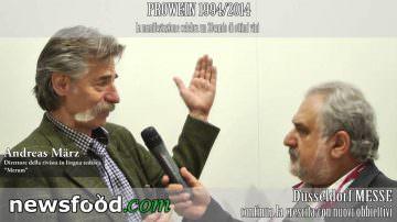 Andreas März Direttore di Merum a Prowein 2014