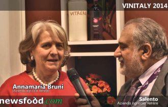 Azienda Agricola Vetrere: Olio e vino del Sole del Salento a Vinitaly 2014