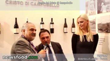 """Baglio del Cristo di Campobello: una """"roccia gessosa"""" di Sicilia che spilla un vino speciale – Vinitaly 2014"""