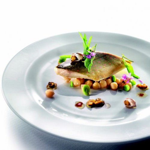 "Stefano Baiocco Executive chef di ""Villa Feltrinelli"", a Gargnano (BS)"