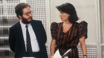Edoardo Raspelli festeggia 30 anni di televisione