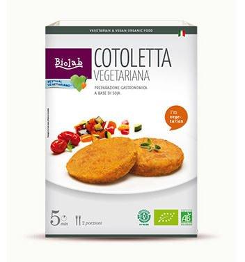 Biolab: La cotoletta è anche vegetariana