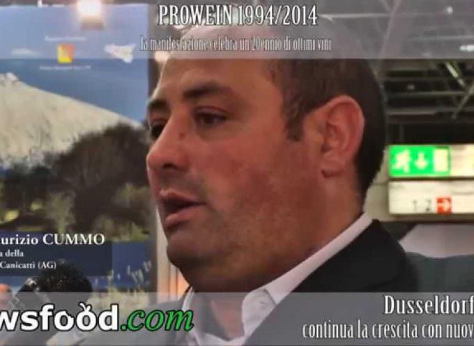 Goccianuda senza solfiti, il Nero d'Avola in purezza di Diego Cummo, a Prowein 2014