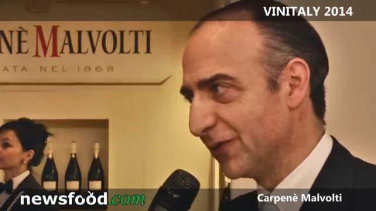 Carpenè Malvolti a Vinitaly 2014: coltiva la vite e fa cultura – Domenico Scimone