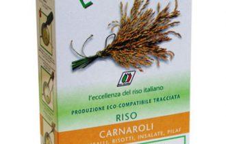 Ecorì, riso di qualità garantita 100% tracciabile dal campo alla tavola, prodotto in maniera eco-compatibile