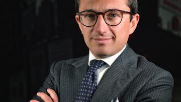 Federico Francesco Ferrero, nuovo Masterchef d'Italia, tra gli ospiti di Vinitaly 2014, all'inaugurazione, domenica 6 Aprile.
