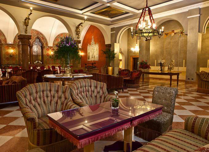 Due Torri Hotel: God save the wine…e a chi non ghe piase el vin, che Dio ghe tolga l'aqua