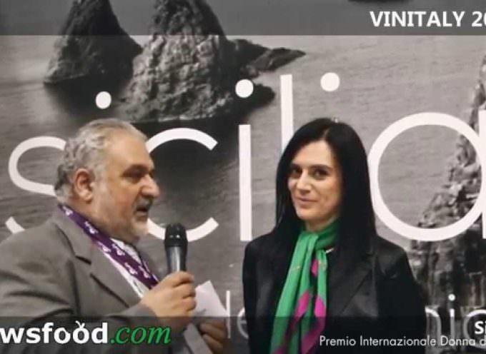 Francesca Curto è la Donna del Vino 2014 –  Vinitaly 2014