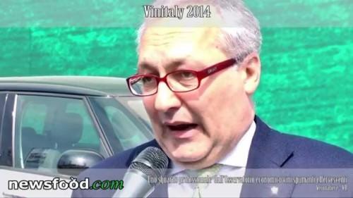 Giampietro Comolli, il re delle bollicine, l'economista del vino... il Patron di UnPoxExPo