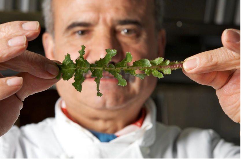 Peppe Zullo, il Cuoco contadino di Orsara di Puglia ambasciatore al George Brown College di Toronto, in Canada