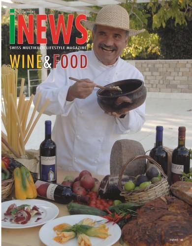 Il cuoco contadino alfiere della Puglia nel mondo
