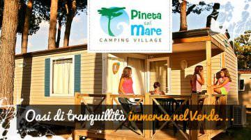 Pineta sul Mare Camping Village: Offerte e Promozioni in campeggio a Cesenatico