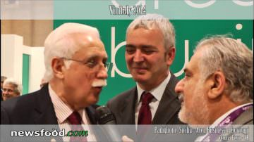 Giorgio Calabrese a Vinitaly 2014: il Vino siciliano è il migliore del mondo