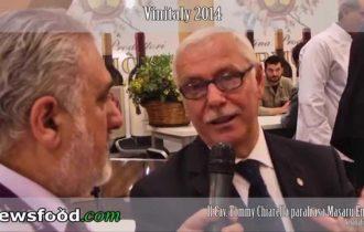 Tommaso Chiarella: il Vino parla e racconta la sua storia  –  Vinitaly 2014 (Video)