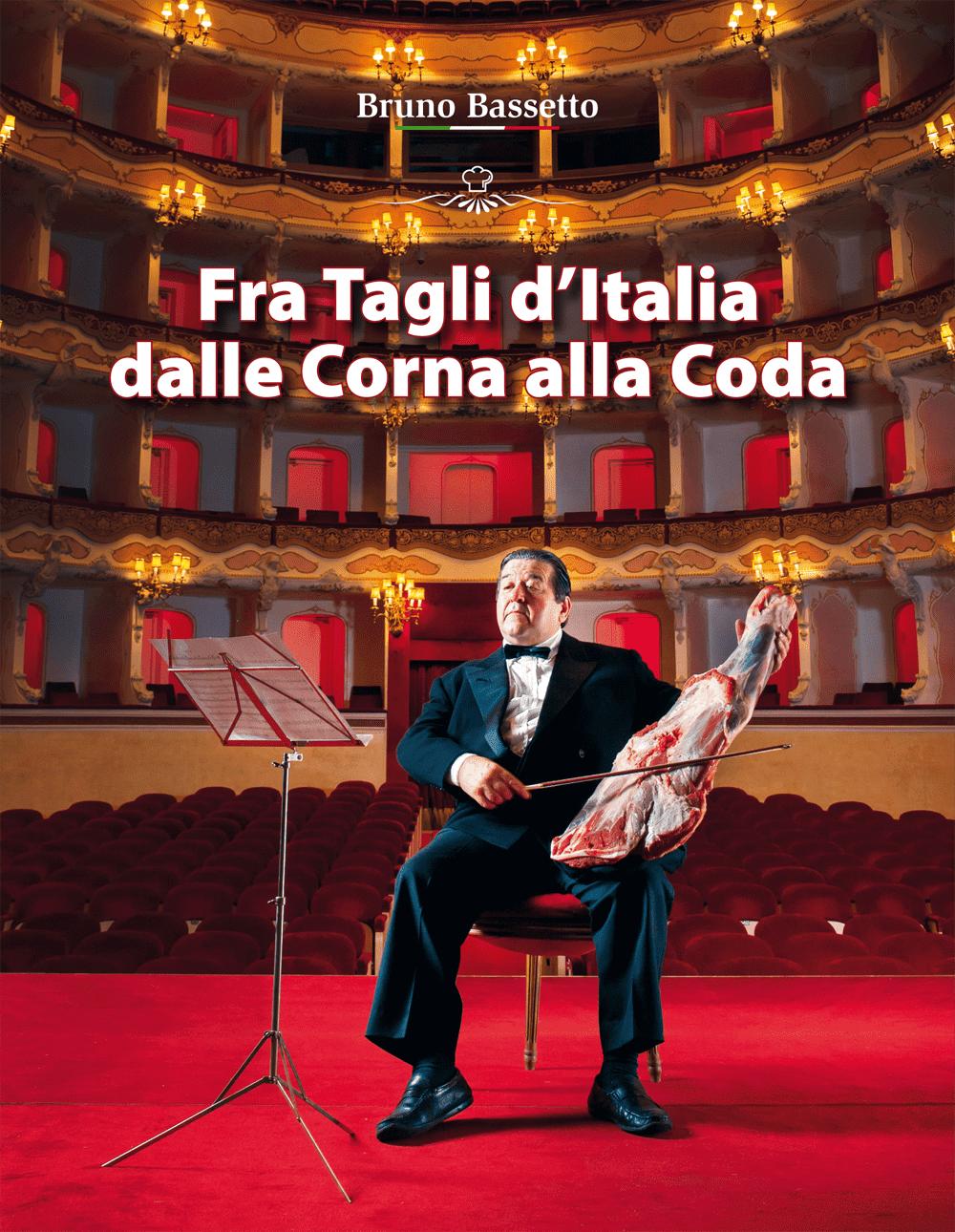 'Tra tagli d'Italia dalle corna alla coda', il nuovo lavoro di Bruno Bassetto, macellaio trevigiano
