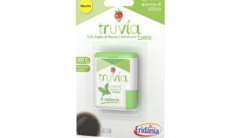 Truvia Eridania cresce e lancia il formato tascabile della Stevia