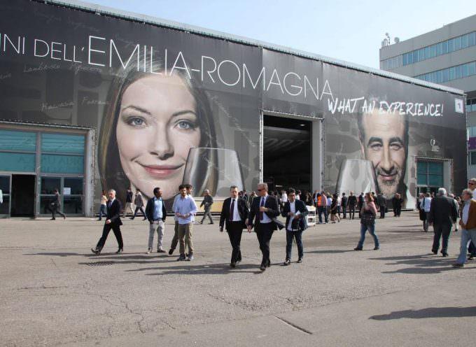 Vinitaly: Numeri da record per lo stand dell'Emilia Romagna