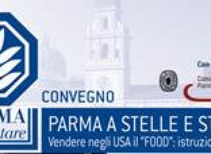 """Convegno su Italian Sounding: il vero """"made in Parma"""" e i suoi figliastri"""