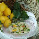 """Polesine Parmense (PR), """"Pescando…pescando"""": Menu a base di ricette originali al ristorante Al Cavallino Bianco"""