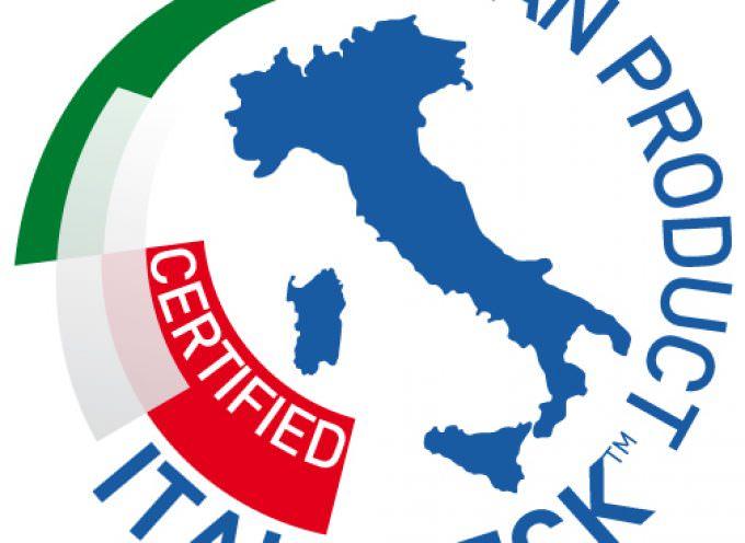 """ITALCHECK, SISTEMA PER CERTIFICARE E TUTELARE IL VERO CIBO """"MADE IN ITALY"""""""