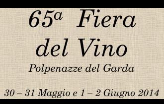 Dal 30 maggio al 2 giugno, 65esima edizione della Fiera del Vino di Polpenazze del Garda (Bs)