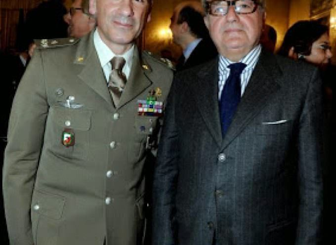Achille Colombo Clerici ricorda il 153° anniversario della Costituzione dell'Esercito Italiano