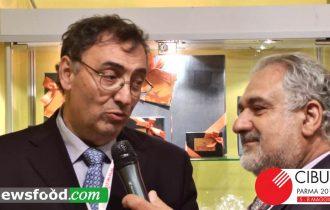 Andrea Zanlari, Presidente Camera di Commercio di Parma a Cibus 2014 (Video)