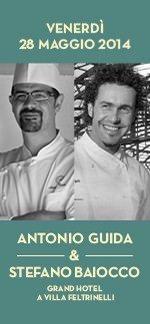 Hotel Il Pellicano di Porto Ercole: Serata a 4 stelle con gli chef Antonio Guida e Stefano Baiocco