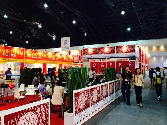 """Fiere di Parma: 50 aziende alimentari italiane alla fiera internazionale """"Thaifex – World of Food"""" di Bangkok"""
