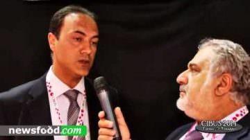 Domenico Giannetta: Eccellenze della Provincia di Reggio Calabria a Cibus 2014