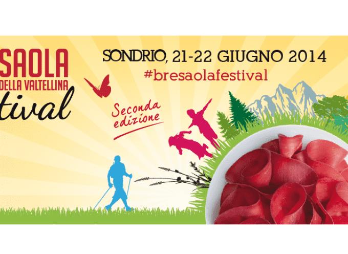 Bresaola Festival: A Sondrio un weekend all'insegna del gusto, del benessere e del relax