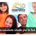 Cesenatico Camping Village, le offerte di giugno, luglio e agosto